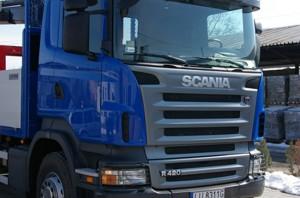Transport wyrobów wibroprasowanych